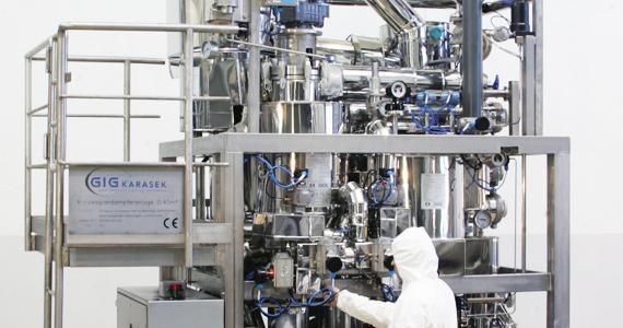 Gig-Karasek-Technologie-Molekulare-Destillation